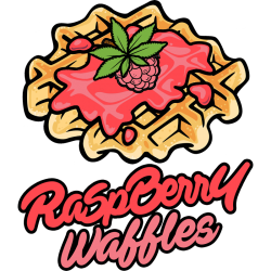 Raspberry Waffles CBD | Feminised, Indoor & Outdoor